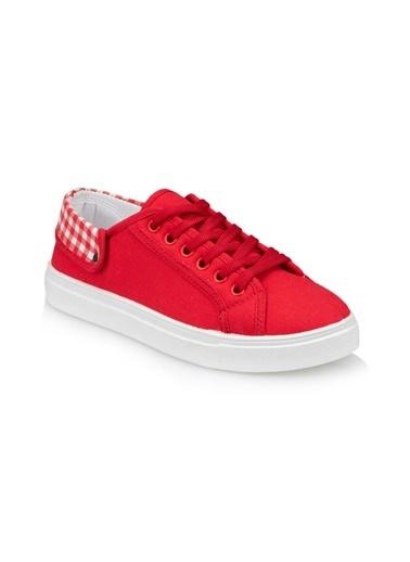Polaris Sneakers Kırmızı